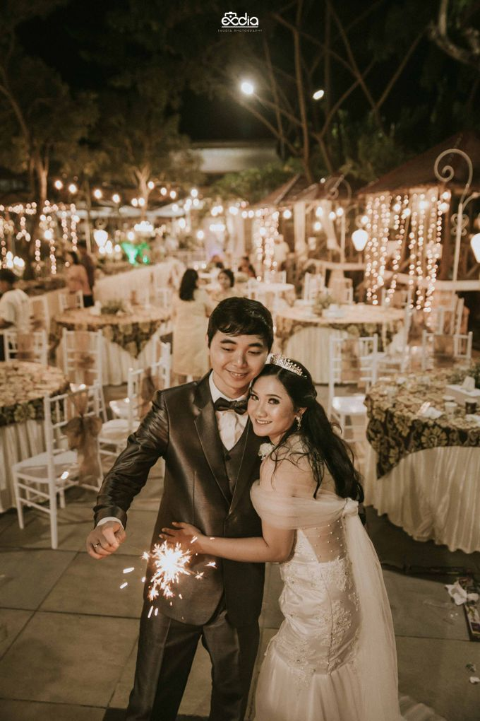 Wedding Debby & Gerry by Exodia Photography - 044