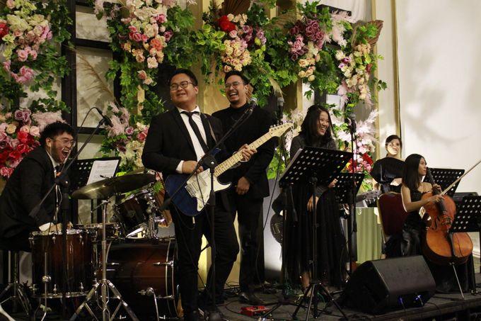 Wedding of Enos & Frisca by Archipelagio Music - 001