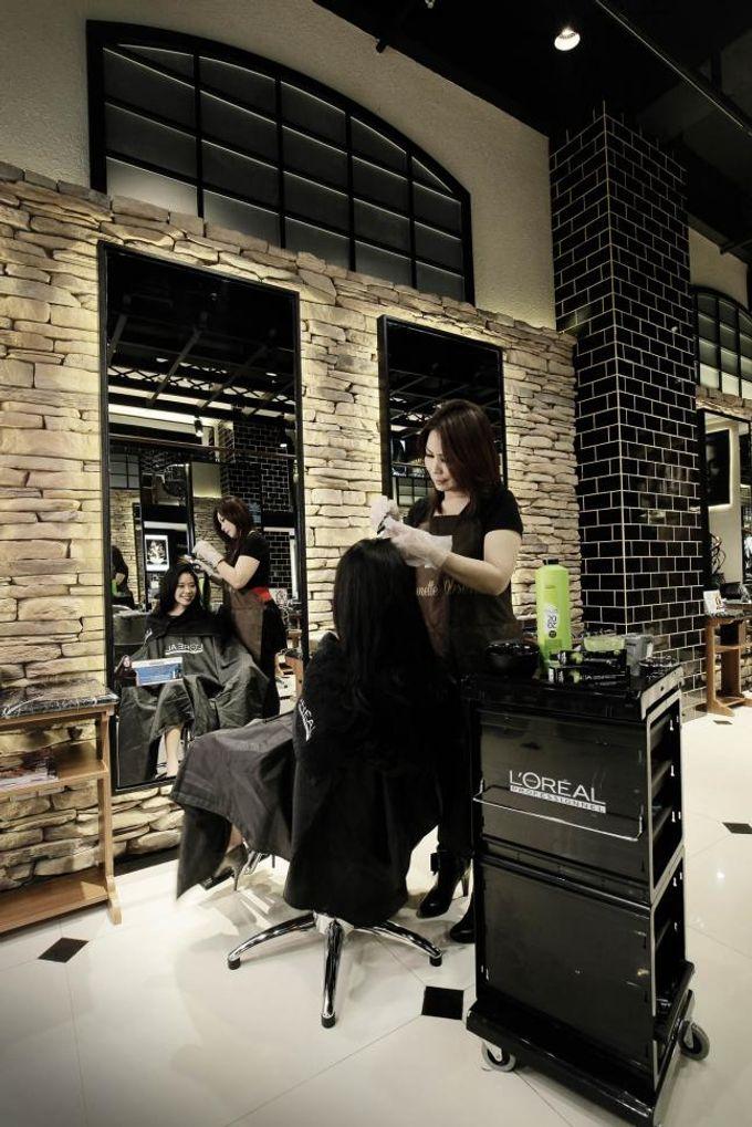 Kota Kasablanka by Irwan Team Hairdesign - 013