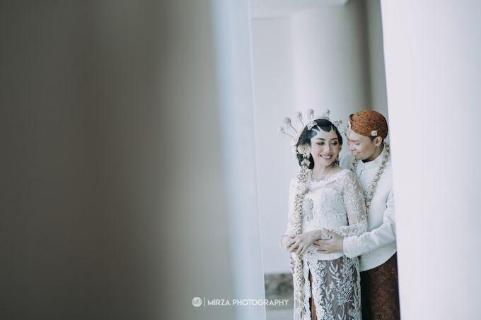 Vania & Febri Wedding at Pondok Indah Golf by Mirza Photography - 018