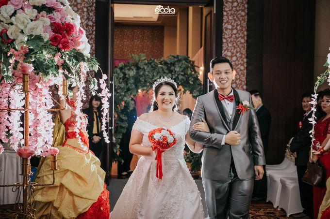 Wedding Shella & Adhit by Exodia Photography - 045