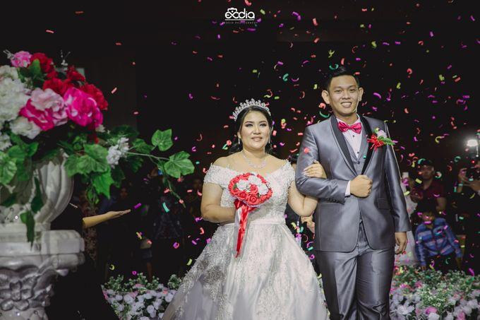 Wedding Shella & Adhit by Exodia Photography - 046