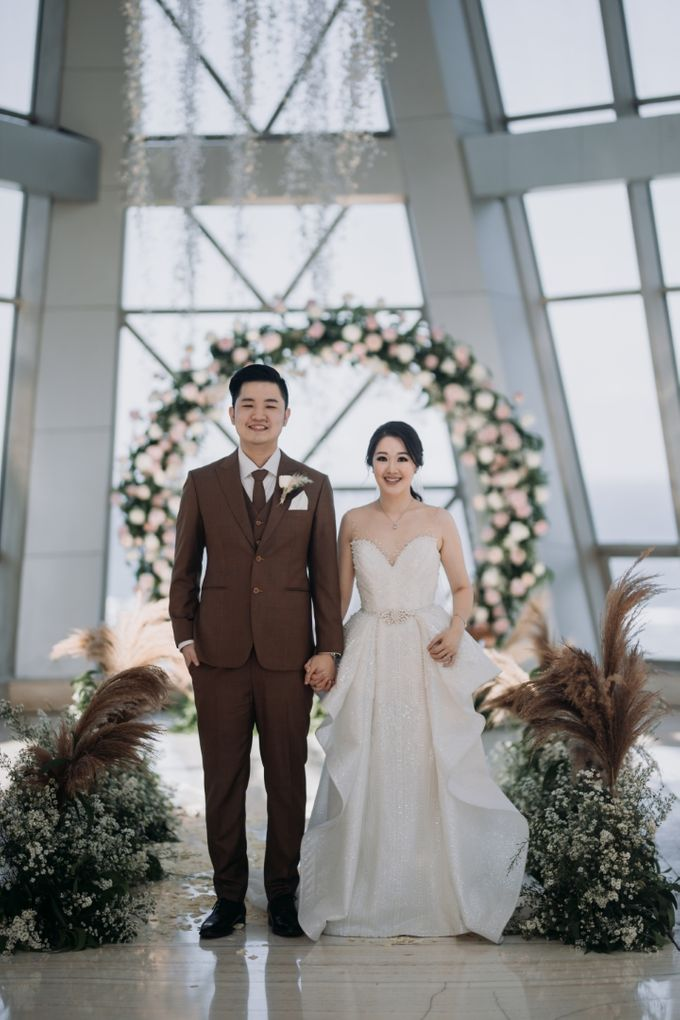 Bali Wedding of Dennis & Megan by Lentera Wedding - 024
