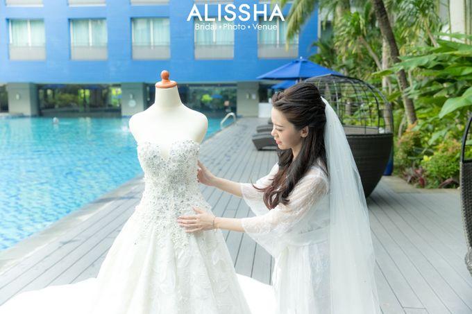 Wedding Day Fitria-Ricky Novotel Mangga Dua by Alissha Bride - 001
