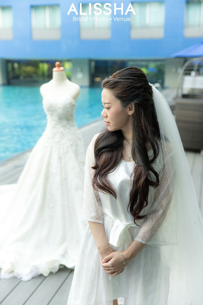 Wedding Day Fitria-Ricky Novotel Mangga Dua by Alissha Bride - 002