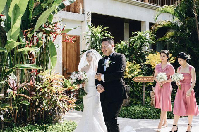 Putra & Vania by Astagina Resort Villa & Spa Bali - 010