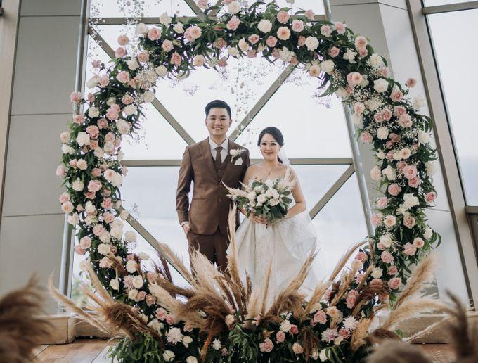 Bali Wedding of Dennis & Megan by Lentera Wedding - 025