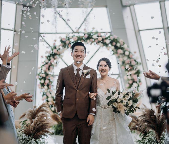 Bali Wedding of Dennis & Megan by Lentera Wedding - 026
