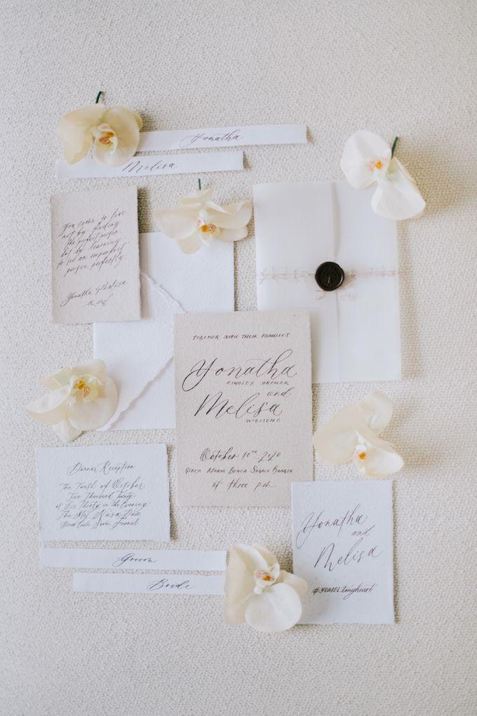 Yonatha & Melisa by Twogather Wedding Planner - 003