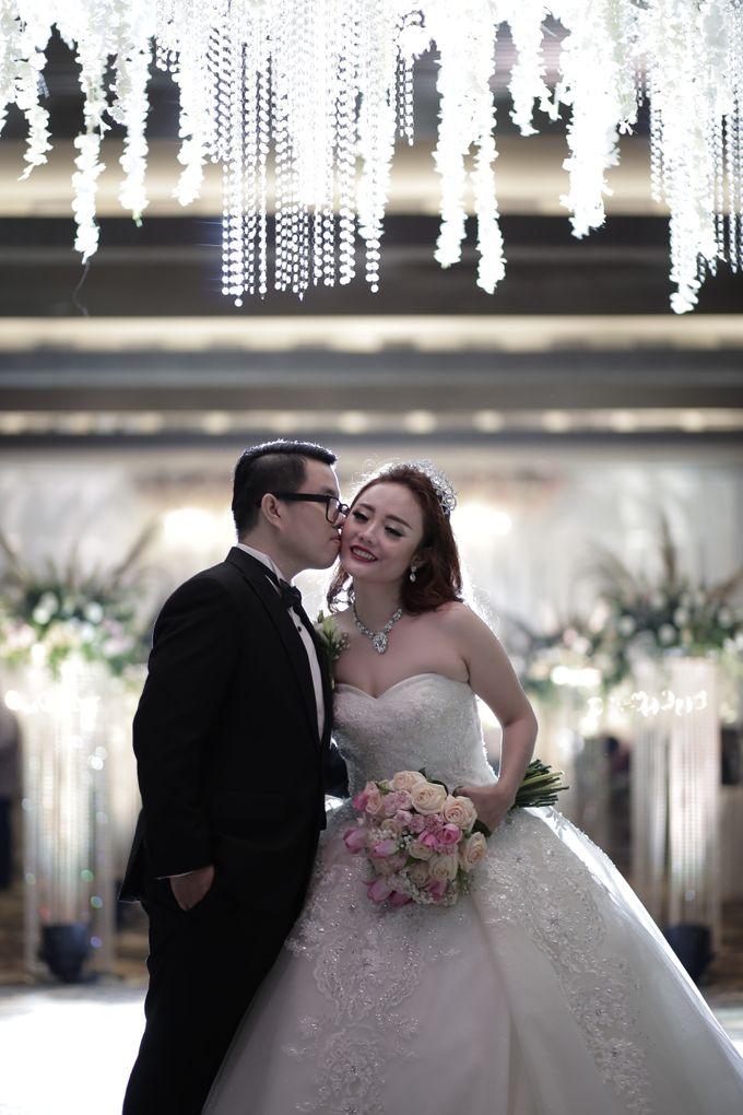 Wedding Of Alfandi & Novia by JWP Wedding - 010