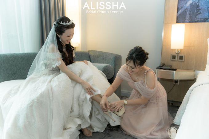 Wedding Day Fitria-Ricky Novotel Mangga Dua by Alissha Bride - 005