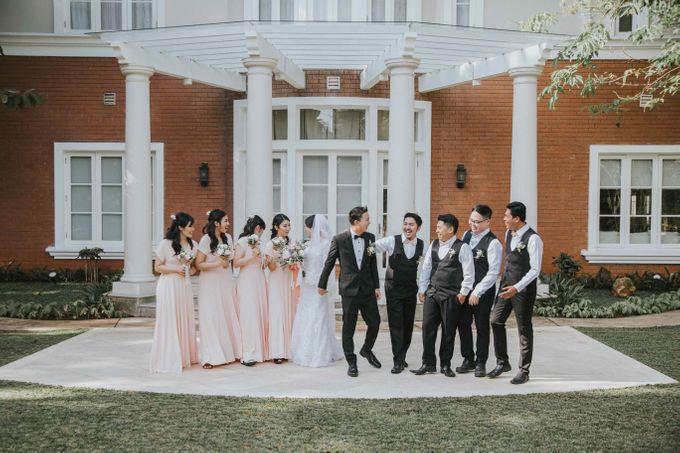 Nicko & Devina wedding by Lumilo Photography - 001