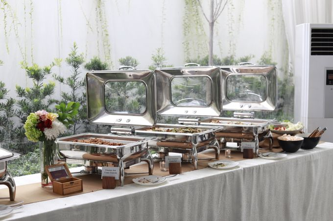 Buffet Display by The NJONJA, Gourmet Catering - 003