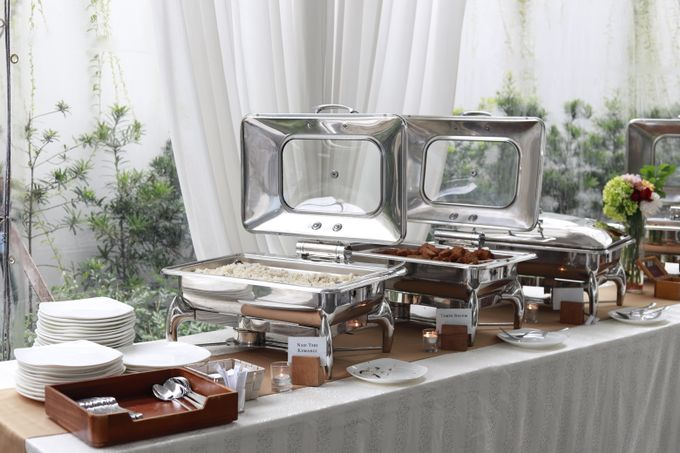 Buffet Display by The NJONJA, Gourmet Catering - 002
