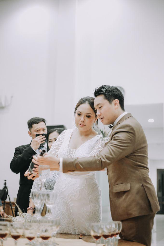 Genoveva & Jeremiah Wedding at The Avani BSD by Mirza Photography - 020