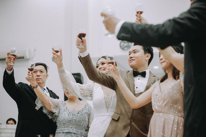 Genoveva & Jeremiah Wedding at The Avani BSD by Mirza Photography - 021