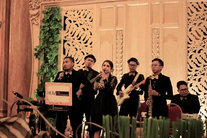 FULL ACOUSTIC  at DHANAPALA by HEAVEN ENTERTAINMENT - 003