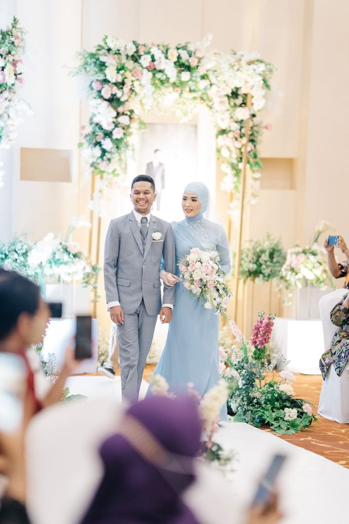 The Wedding of Novi and Rion by Kate Bridal and Couture - 001