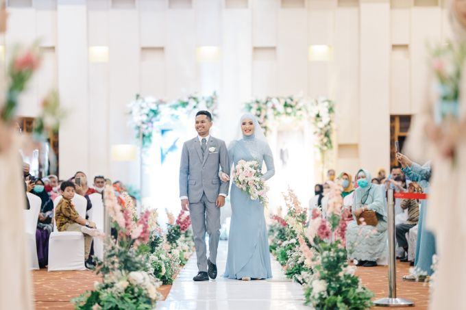 The Wedding of Novi and Rion by Kate Bridal and Couture - 002