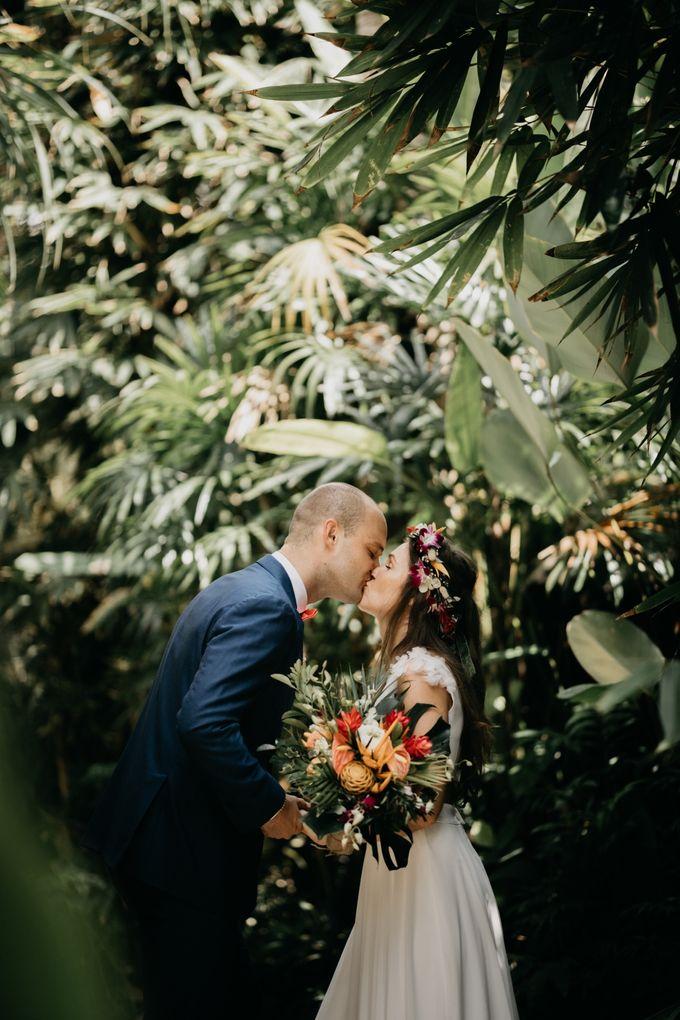 Bali Wedding of Pieter & Lieselotte by Bali Wedding Services - 002