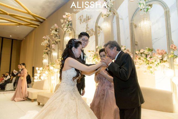 Wedding Day Fitria-Ricky Novotel Mangga Dua by Alissha Bride - 011