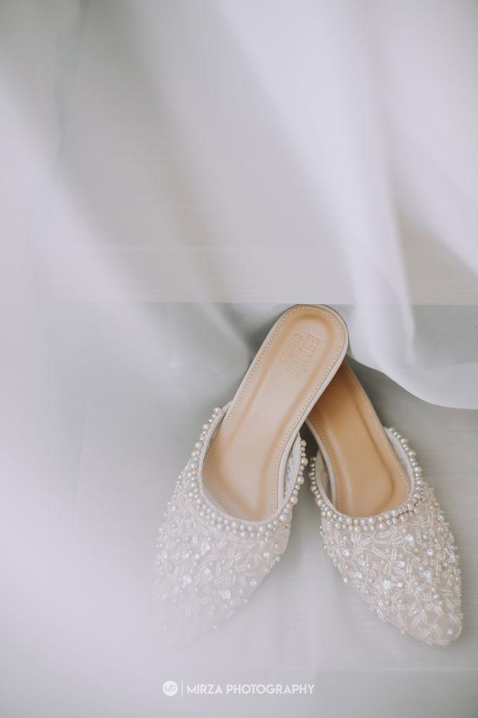 Saga & Manda Wedding at Hotel Santika Bintaro by Mirza Photography - 002