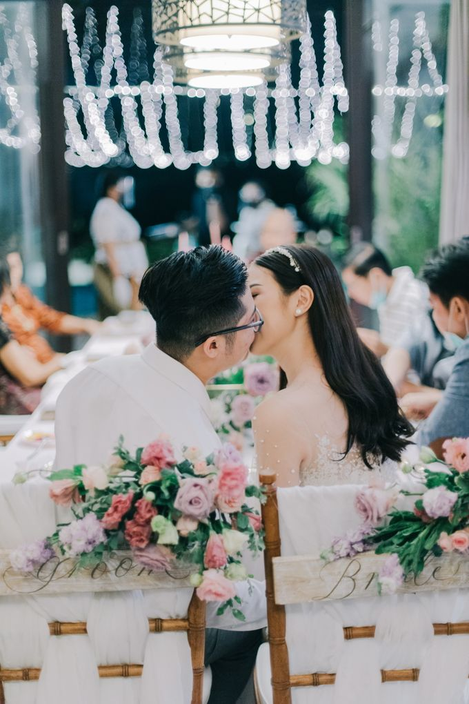 Yonatha & Melisa by Twogather Wedding Planner - 027