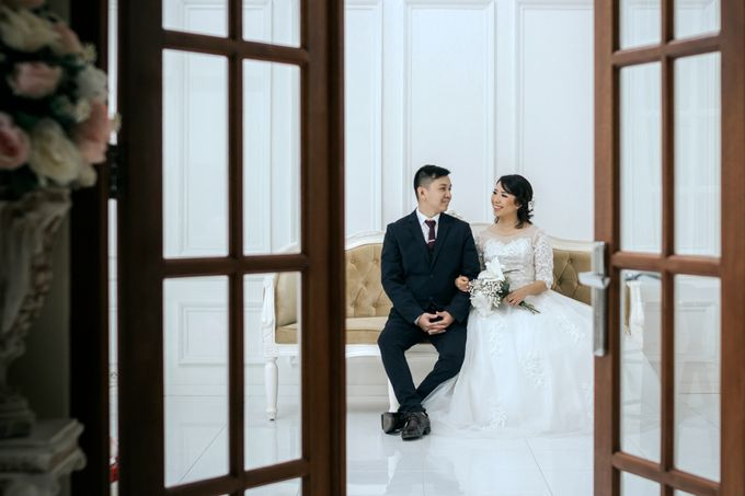 M & R Prewed Album by Fratello Photography - 002