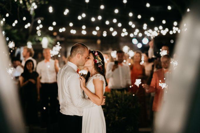 Bali Wedding of Pieter & Lieselotte by Bali Wedding Services - 003