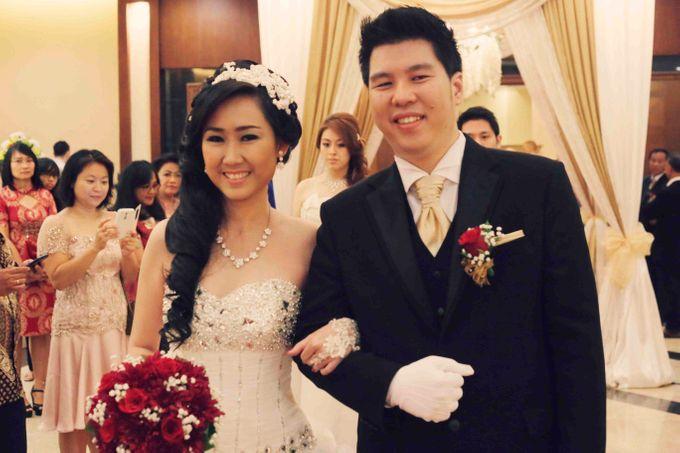 International Wedding Planning Raymond & Viriany by Meilleur - 006
