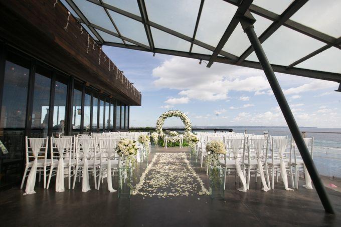 Wedding Emma & Matt  4 April 2018 by Anantara Seminyak Bali Resort - 015