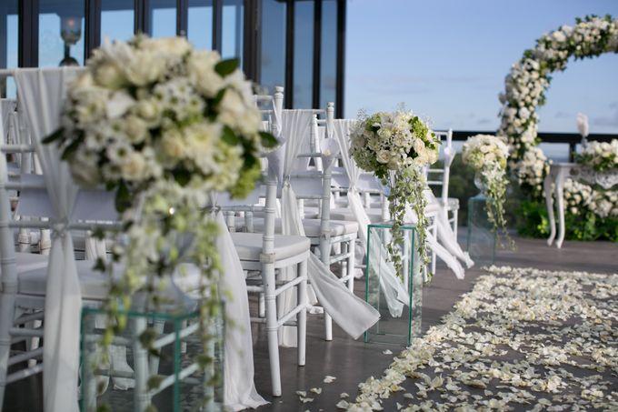 Wedding Emma & Matt  4 April 2018 by Anantara Seminyak Bali Resort - 017