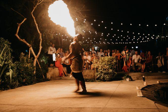 Bali Wedding of Pieter & Lieselotte by Bali Wedding Services - 004