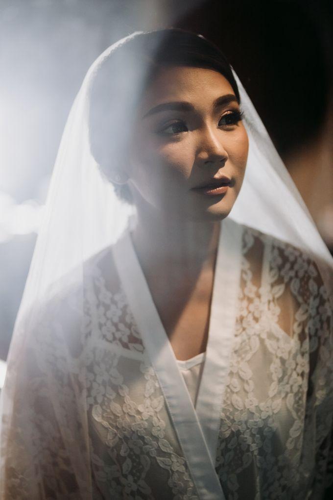 Intimate Bali Wedding of Willy & Dewi by Lentera Wedding - 008
