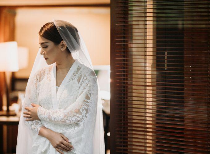 Intimate Bali Wedding of Willy & Dewi by Lentera Wedding - 009