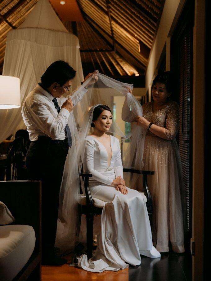 Intimate Bali Wedding of Willy & Dewi by Lentera Wedding - 010