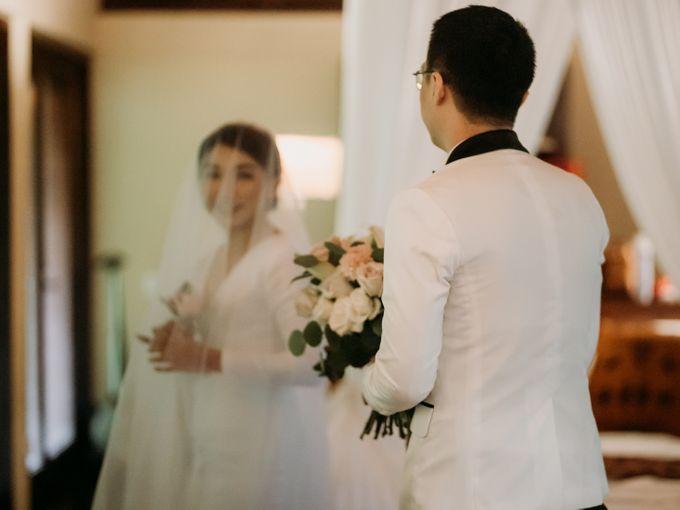 Intimate Bali Wedding of Willy & Dewi by Lentera Wedding - 012
