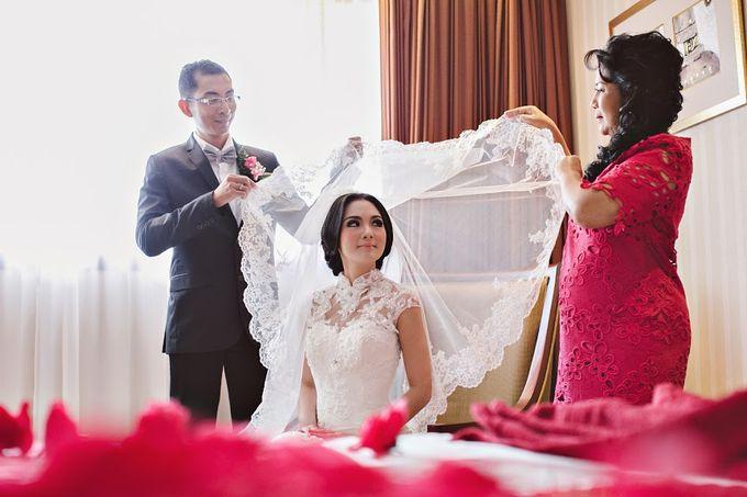 Hotel Borobudur Jakarta - Ferry & Ester by Impressions Wedding Organizer - 002