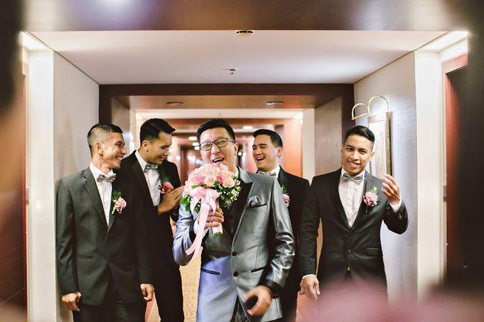 Hotel Borobudur Jakarta - Ferry & Ester by Impressions Wedding Organizer - 003