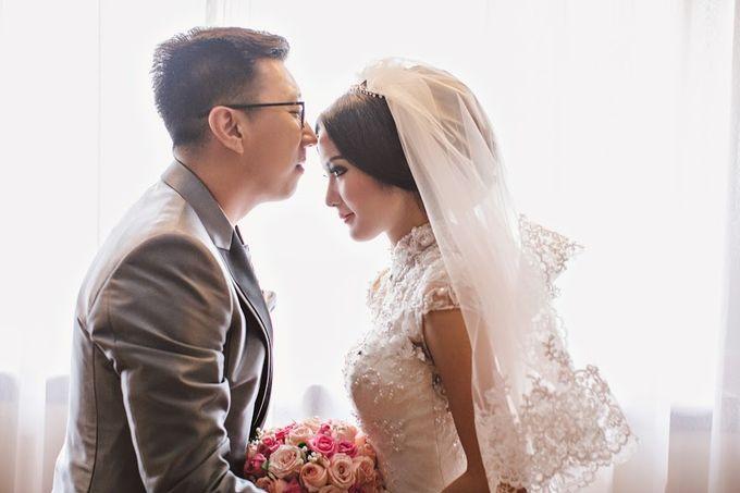 Hotel Borobudur Jakarta - Ferry & Ester by Impressions Wedding Organizer - 001