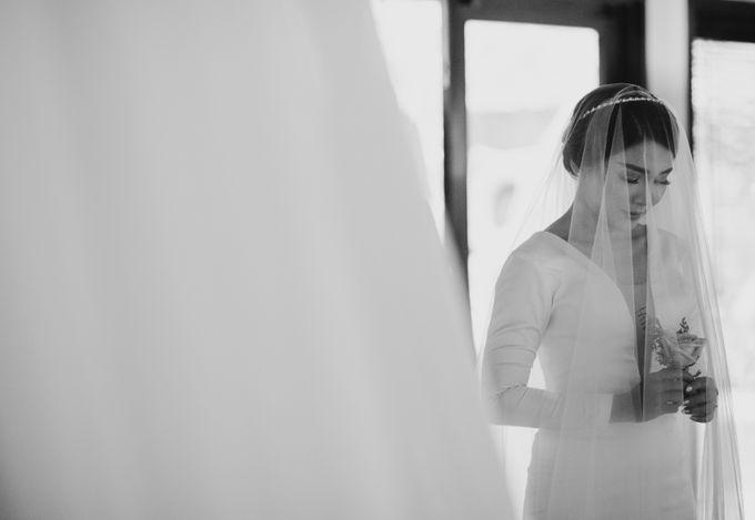 Intimate Bali Wedding of Willy & Dewi by Lentera Wedding - 013