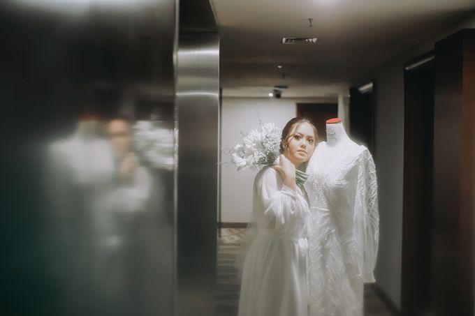 Genoveva & Jeremiah Wedding at The Avani BSD by Mirza Photography - 023