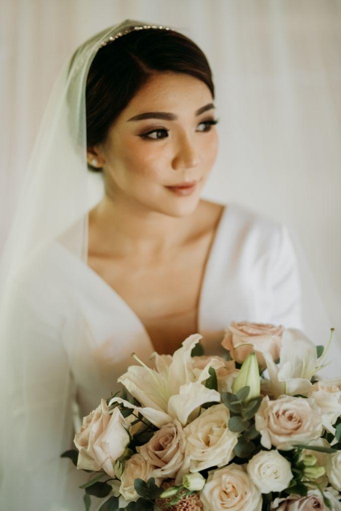 Intimate Bali Wedding of Willy & Dewi by Lentera Wedding - 014