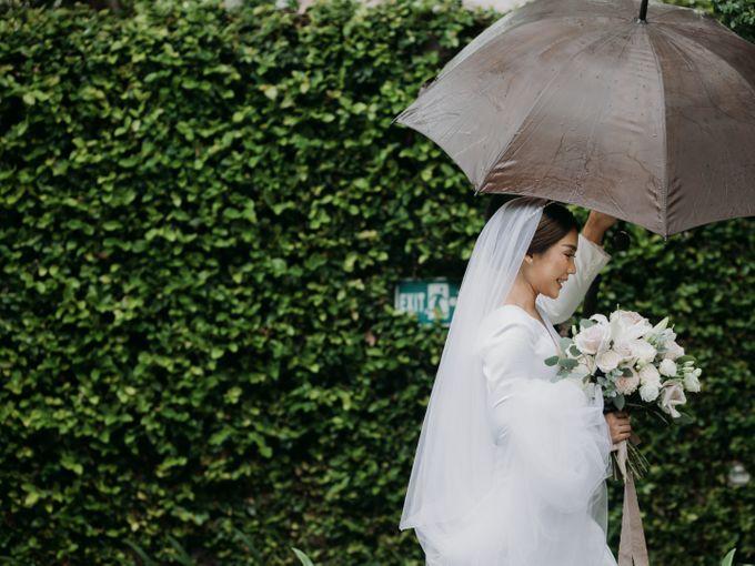 Intimate Bali Wedding of Willy & Dewi by Lentera Wedding - 015