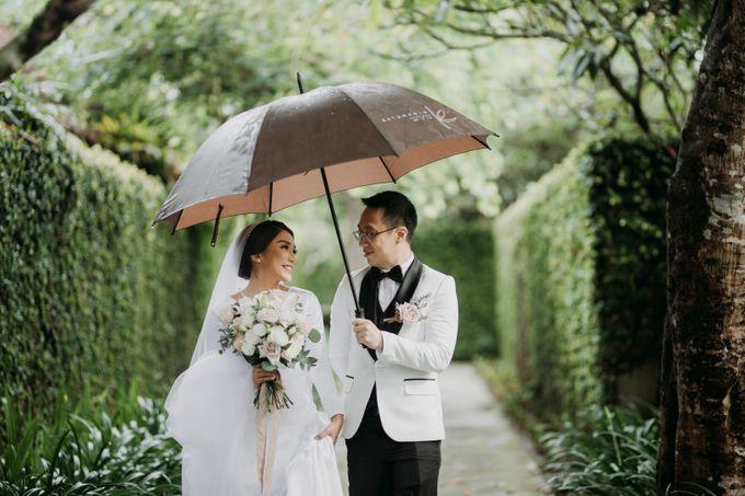 Intimate Bali Wedding of Willy & Dewi by Lentera Wedding - 016