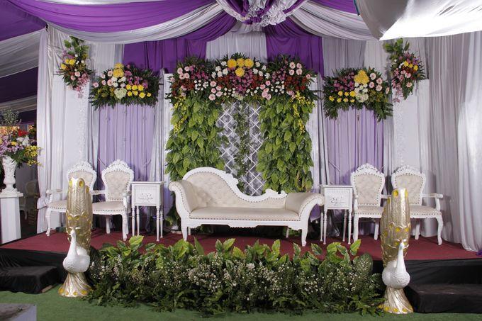 Full Paket Pernikahan Dekorasi Pelaminan Full Evi Aprianto