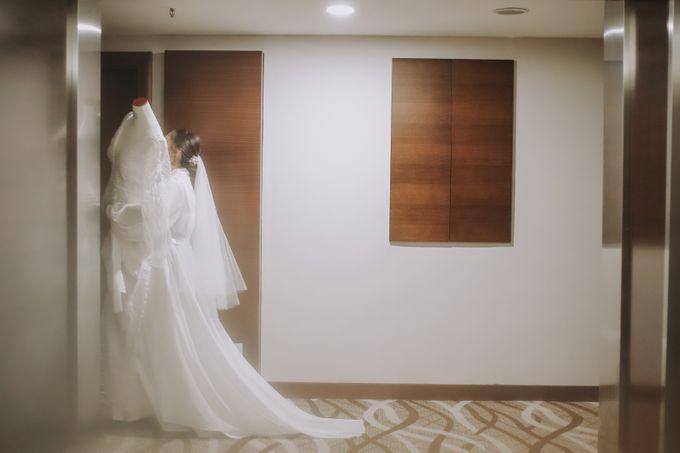 Genoveva & Jeremiah Wedding at The Avani BSD by Mirza Photography - 024