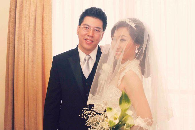 International Wedding Planning Raymond & Viriany by Meilleur - 002