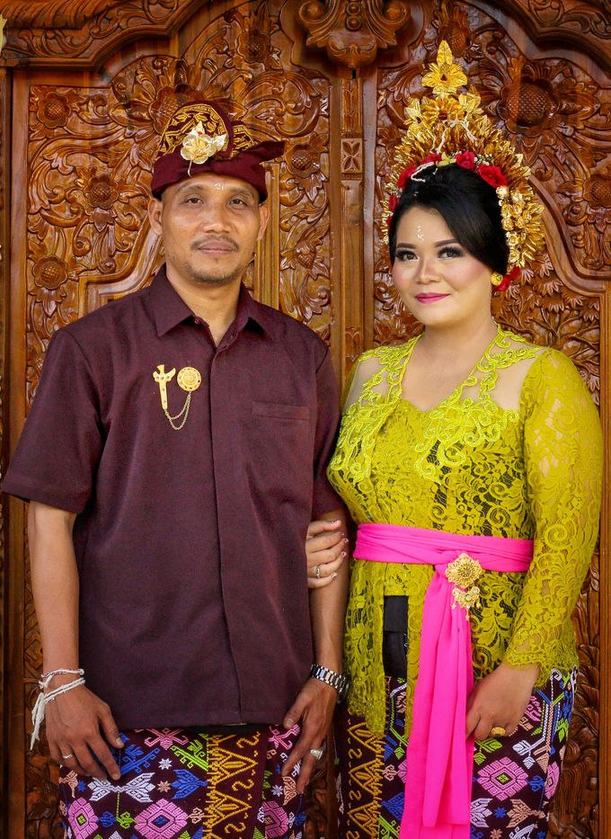 The Wedding Of Sudira & Cahya by 123 Wedding Photography - 001