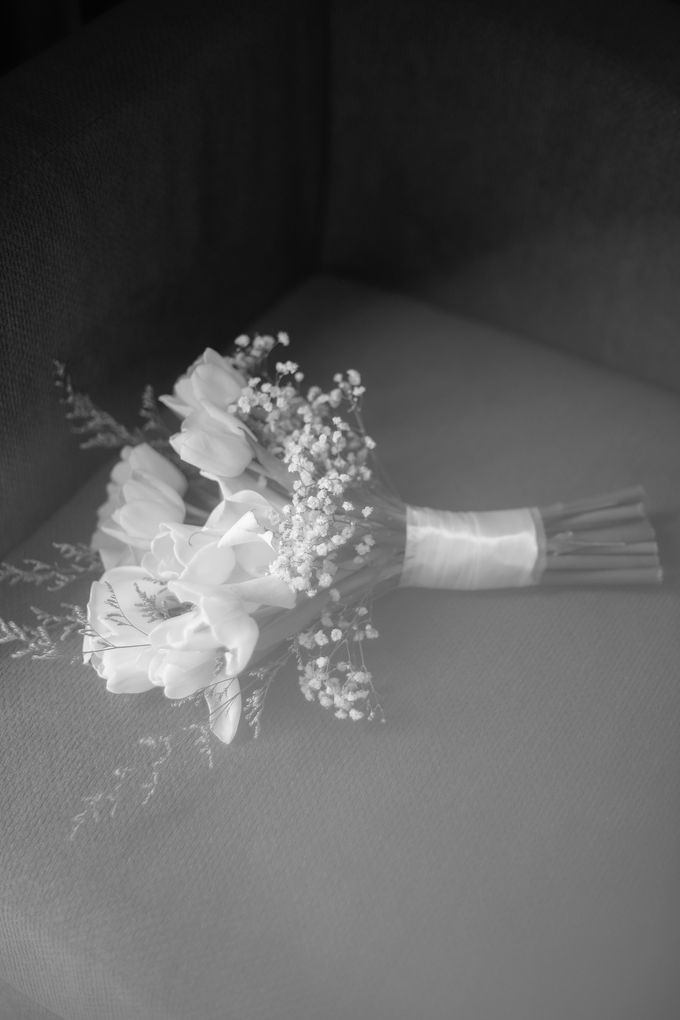Genoveva & Jeremiah Wedding at The Avani BSD by Mirza Photography - 025